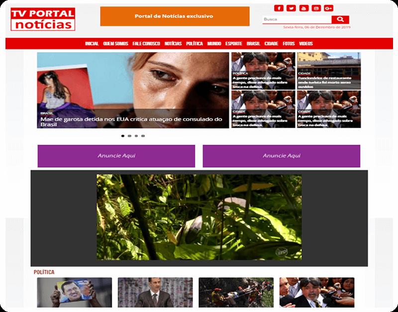 WEB TV COMPLETA
